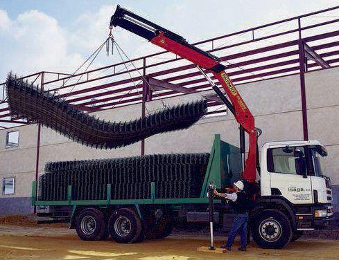 new PALFINGER PK 15500 Perfomance loader crane