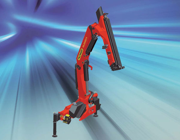 new PALFINGER PK 20001-K High Perfomance loader crane