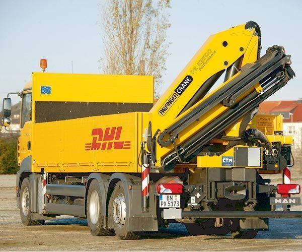 new PALFINGER PK 23500 Perfomance loader crane