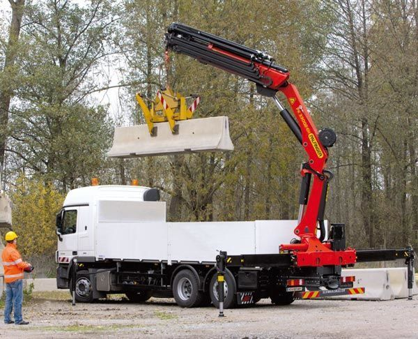 new PALFINGER PK 33002-EH High Perfomance loader crane