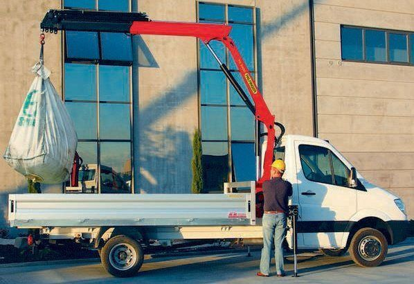 PALFINGER PK 3400 Perfomance loader crane