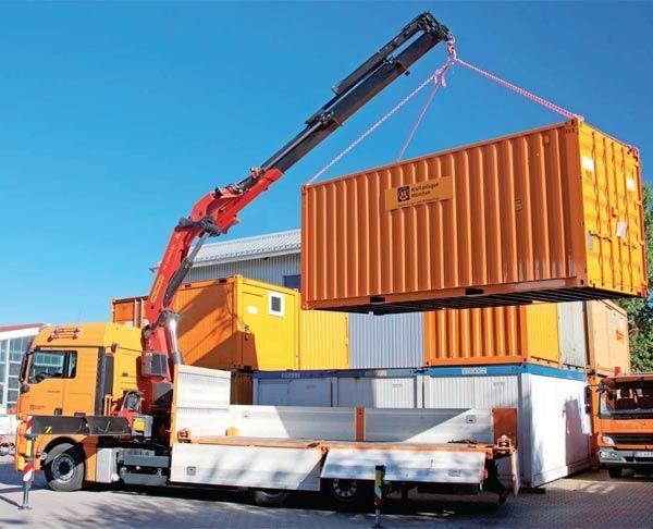 new PALFINGER PK 42002-EH serii High Perfomance loader crane