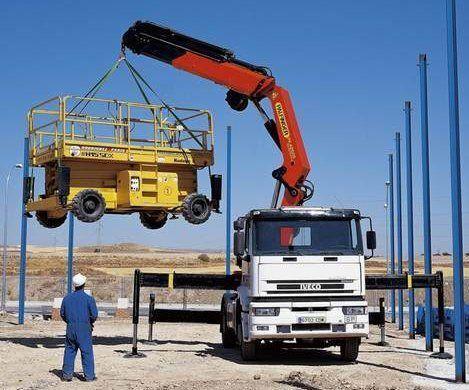 new PALFINGER PK 42502 serii Perfomance loader crane