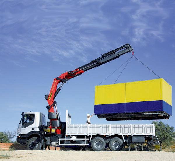 new PALFINGER PK 50002-EH High Performance loader crane