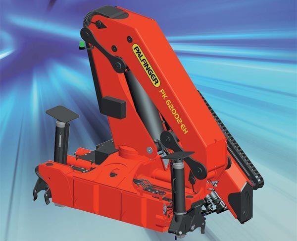 new PALFINGER PK 62002-EH serii High Perfomance loader crane
