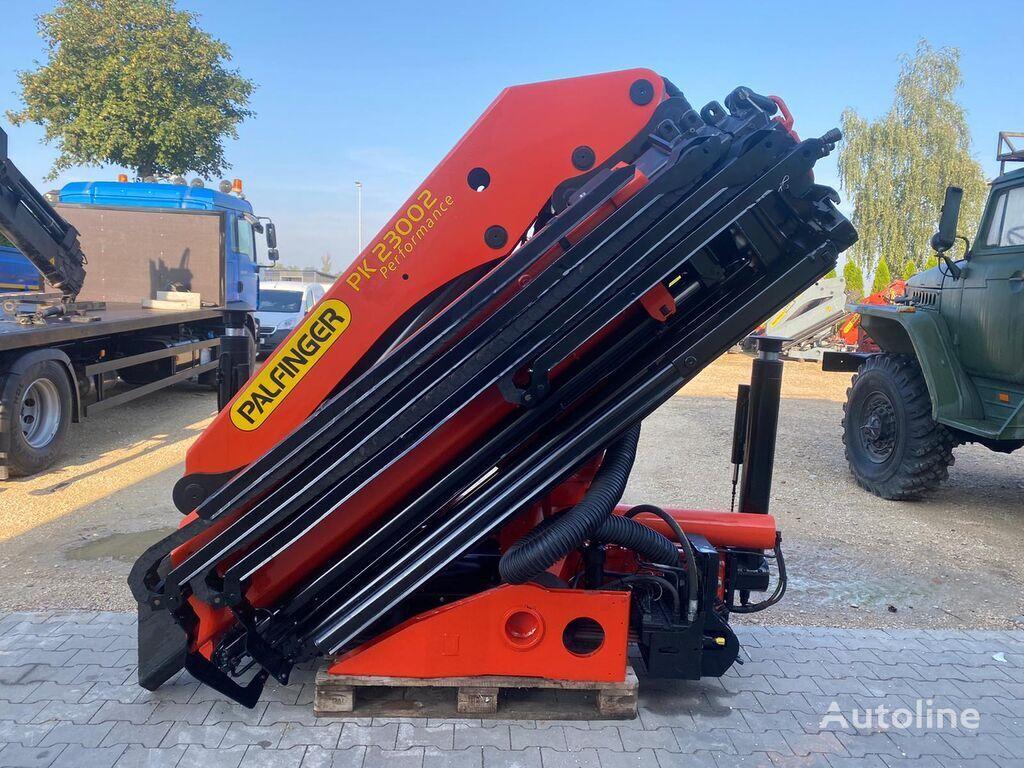 PALFINGER PK23002 loader crane