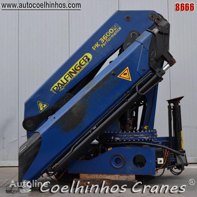 PALFINGER PK36002 Performance loader crane