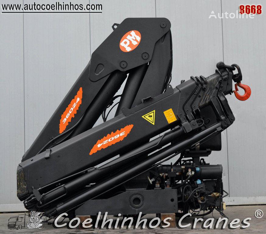PM 36024 loader crane