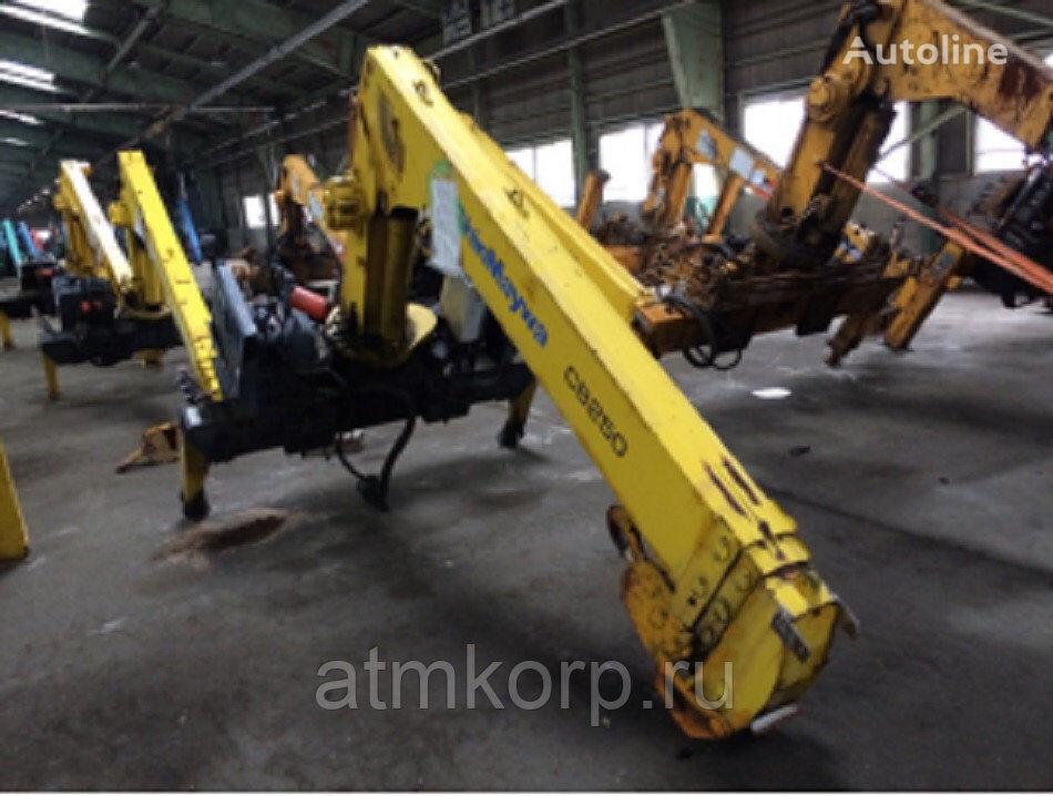 ShinMaywa Crane CB25 loader crane
