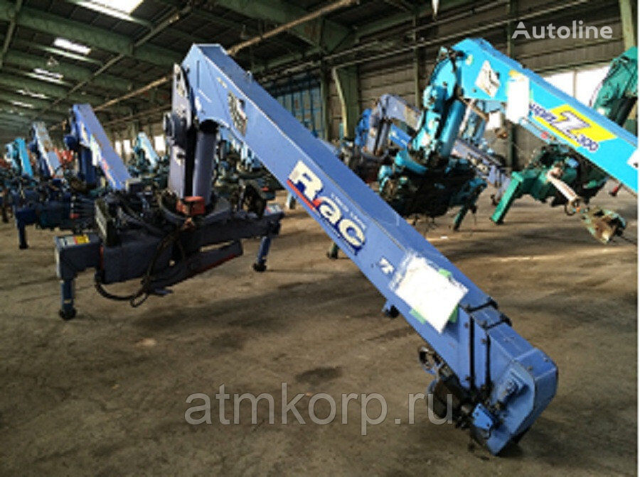 TADANO loader crane