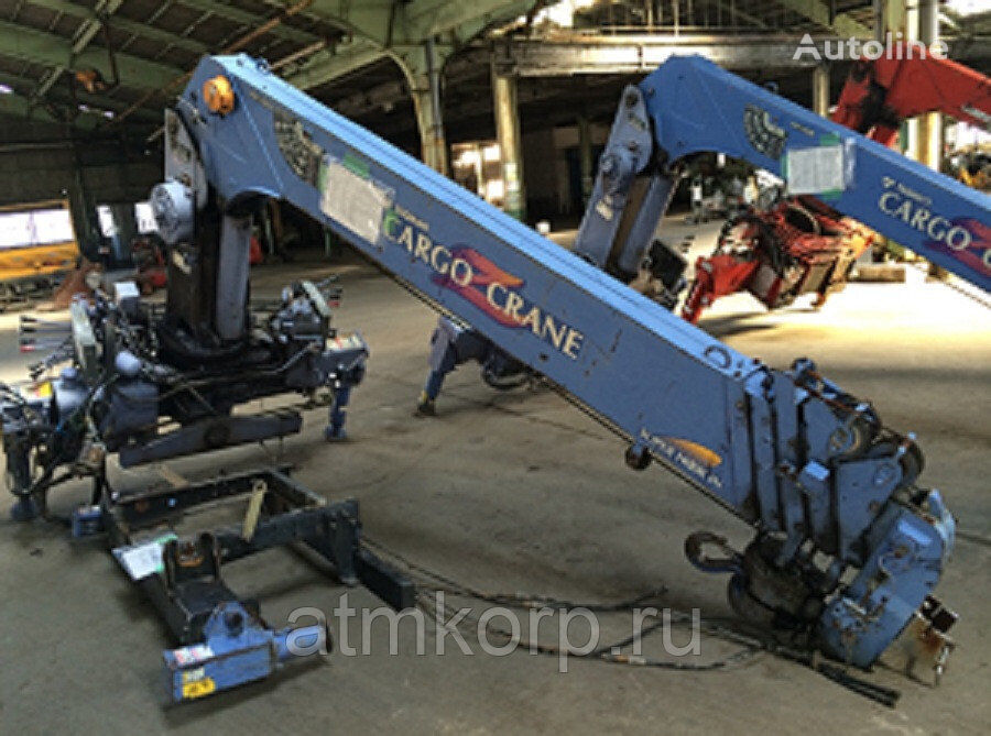 TADANO Crane ZR 266 loader crane