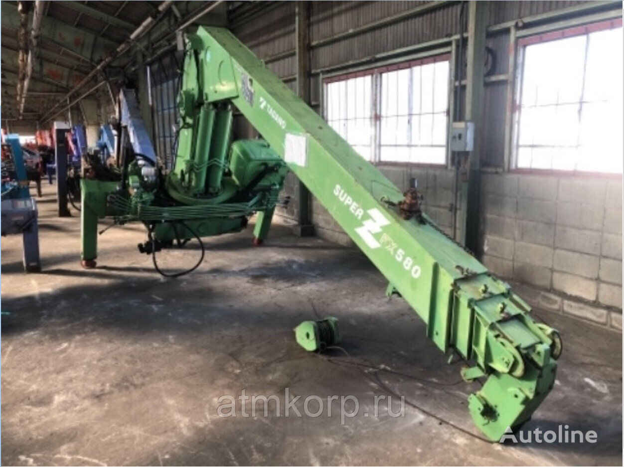 TADANO ZF584 loader crane