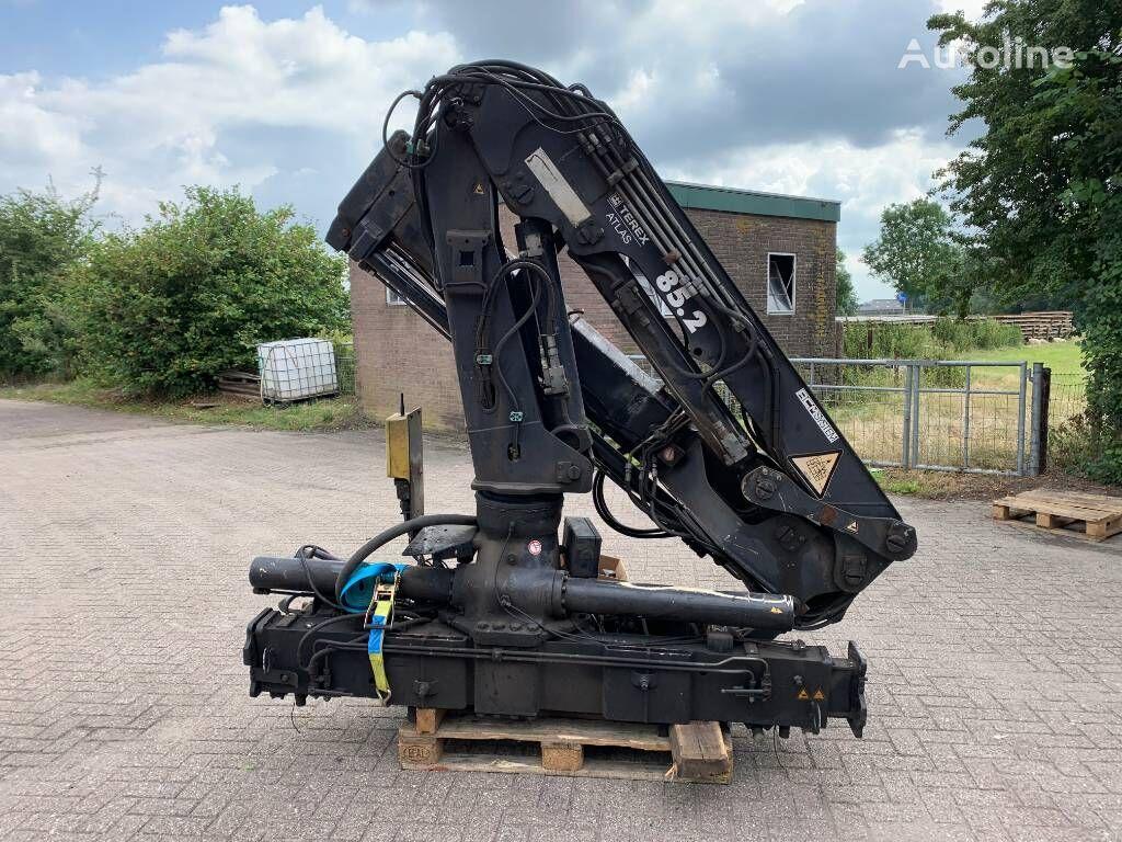 TEREX 85.2 - A2 + Remote control loader crane