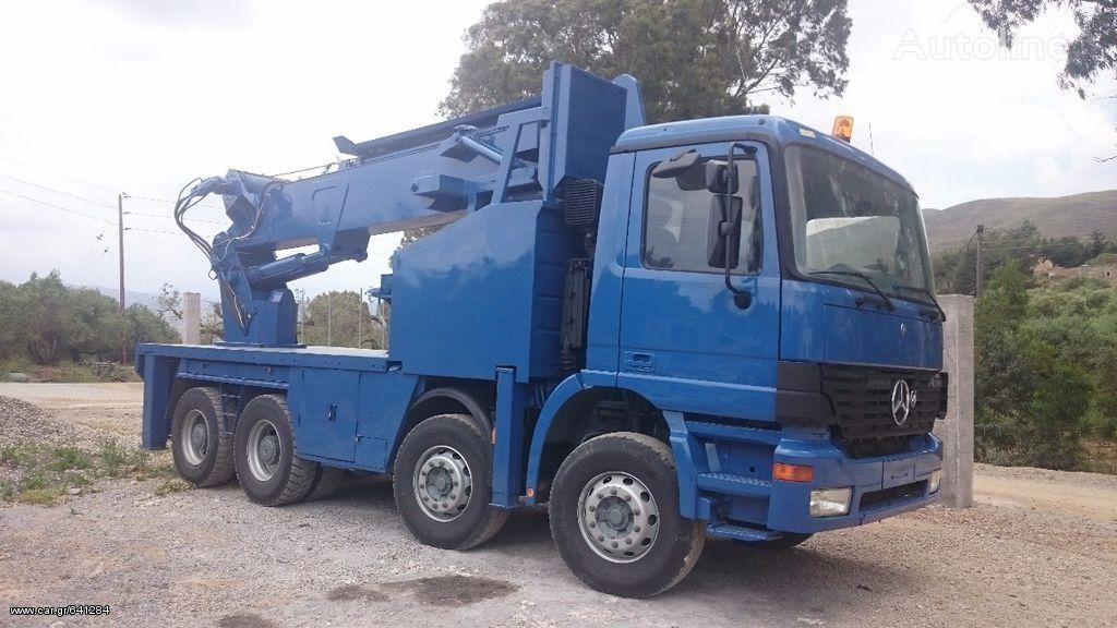 BIM GERHANOI TELESKOPIKOI loader crane