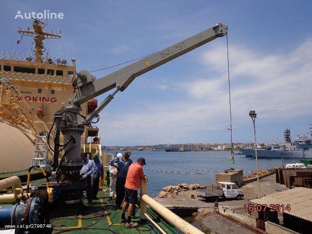 BIM gt 30 loader crane