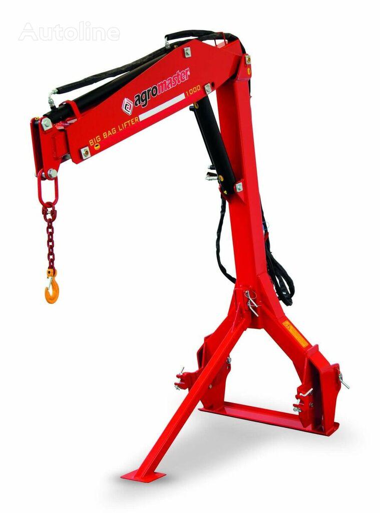 new Încărcător hidraulic (macara) cu cârlig de mare capacitate loader crane