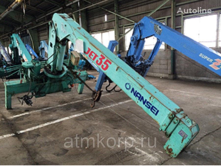 KMU Nansei Crane PC35HF strela 3 tn 8 metrov loader crane