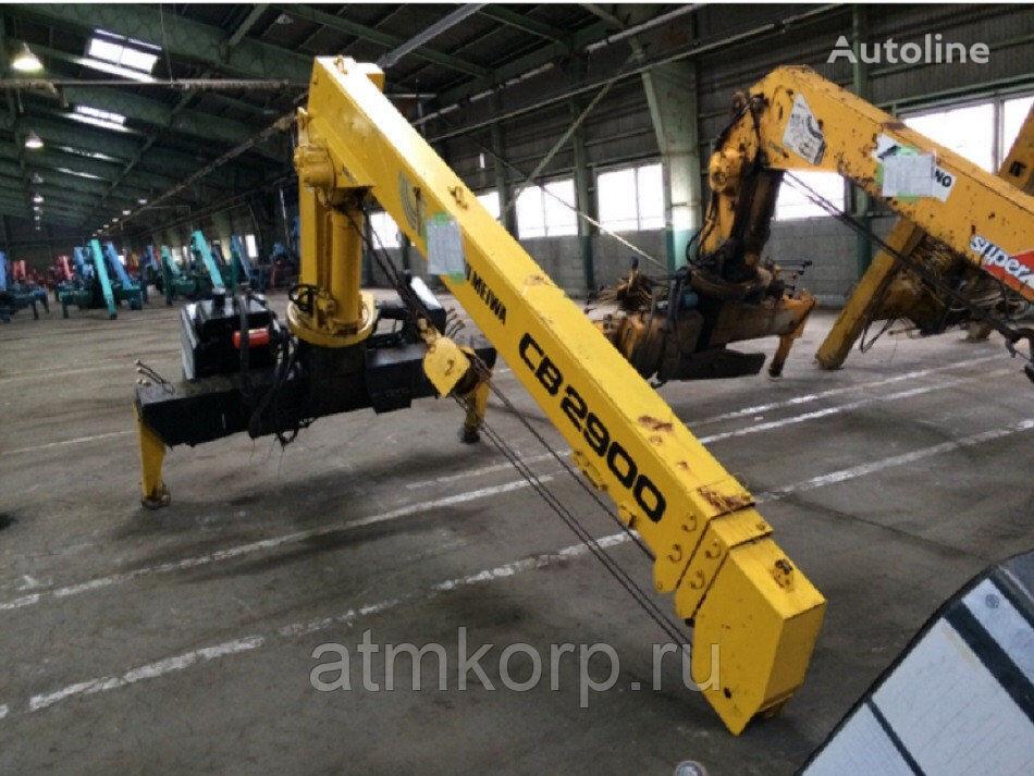 KMU ShinMaywa  CB 2900 loader crane
