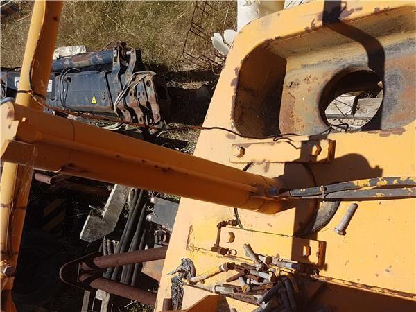 KRUPP Pistones Elevación  Contrapesos KRUPP GMK 4060 mobile crane counterweight