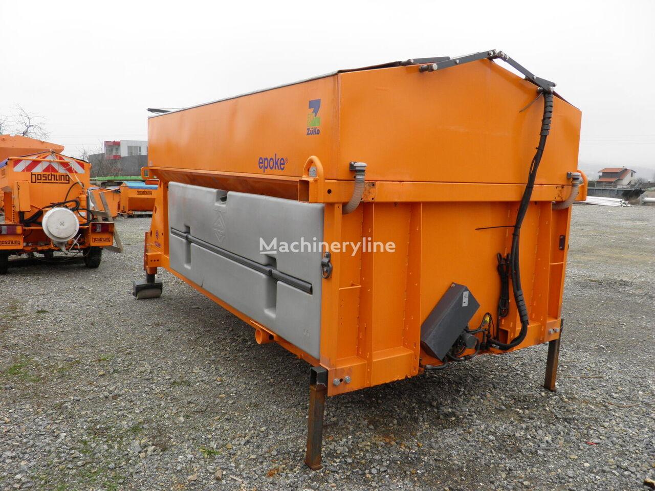 EPOKE SH 3401 mounted sand spreader