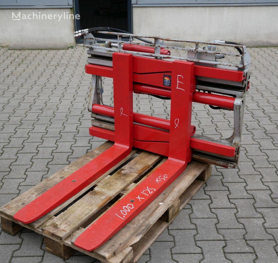Durwen PGK30-S with sideshift pallet fork