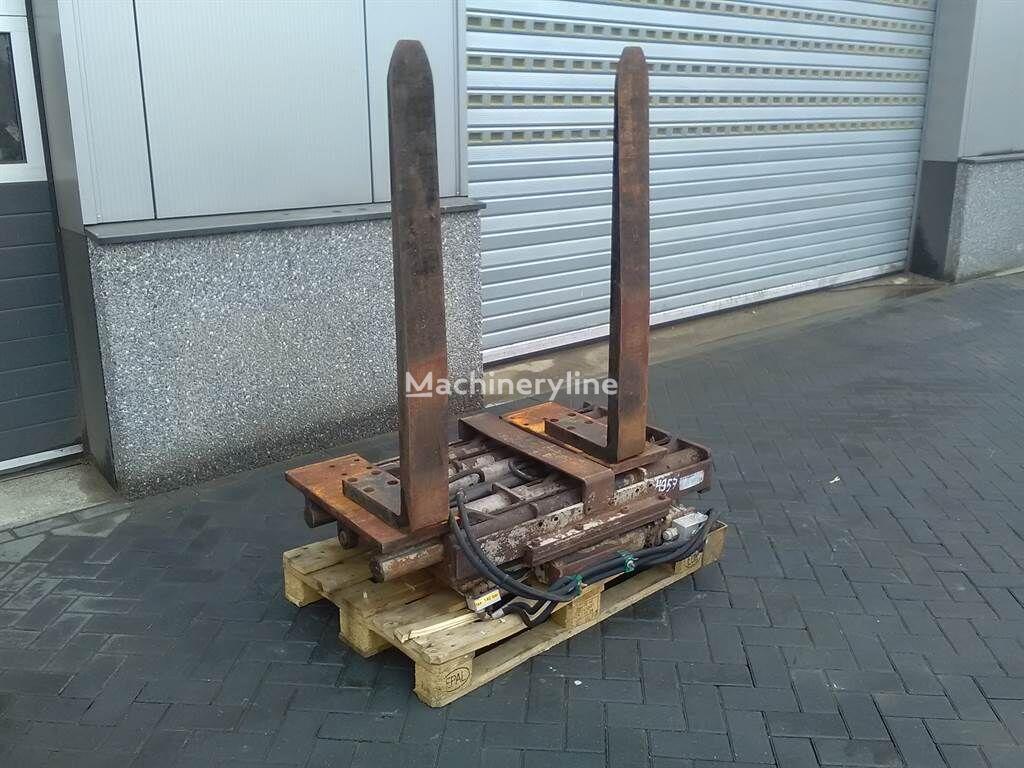 E.L.M. Kragelund A/S RELV 2011 - Sideshift - Forks pallet fork
