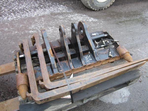 JCB TM310 pallet fork