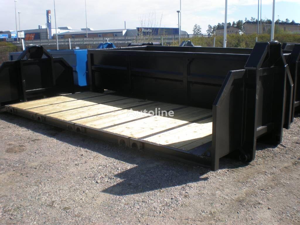 new Vaihtolava Kone puupohja 12 tn platform truck body