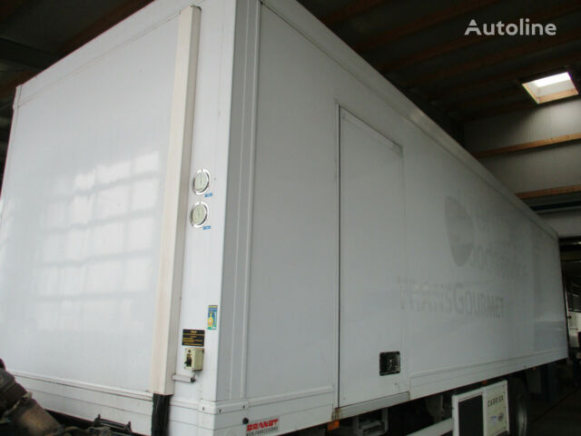 MERCEDES-BENZ Actros MP3 Carrier UMT950 Polarus refrigerated truck body