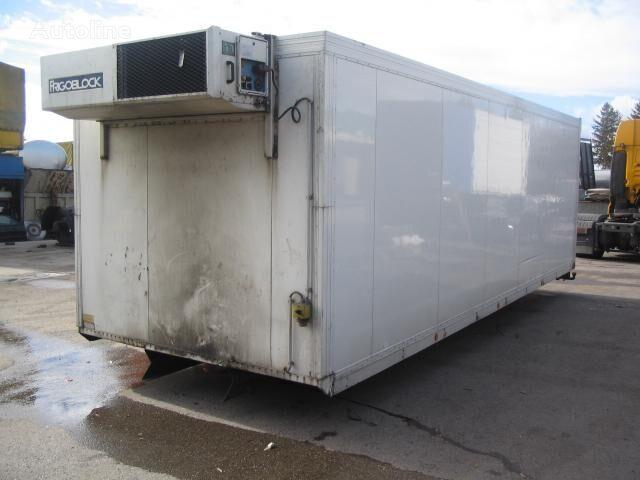 MEYER refrigerated truck body