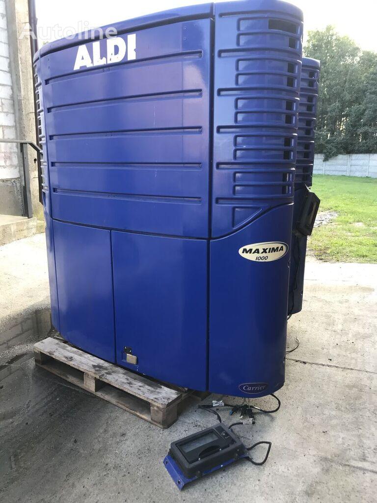 CARRIER - MAXIMA 1000 refrigeration unit