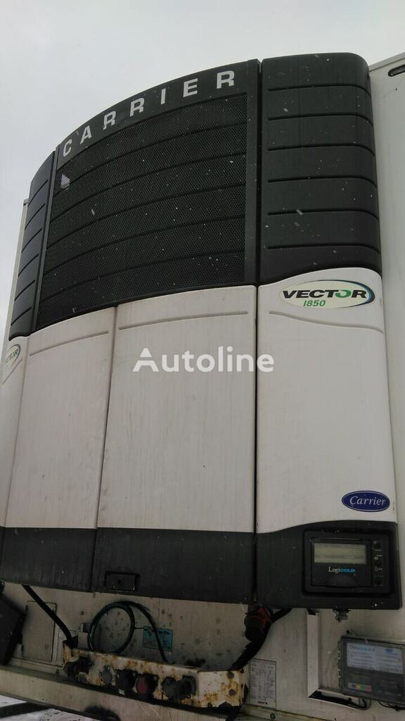 CARRIER - VECTOR 1850 refrigeration unit