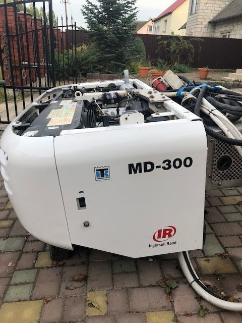 THERMO KING - MD 300 refrigeration unit