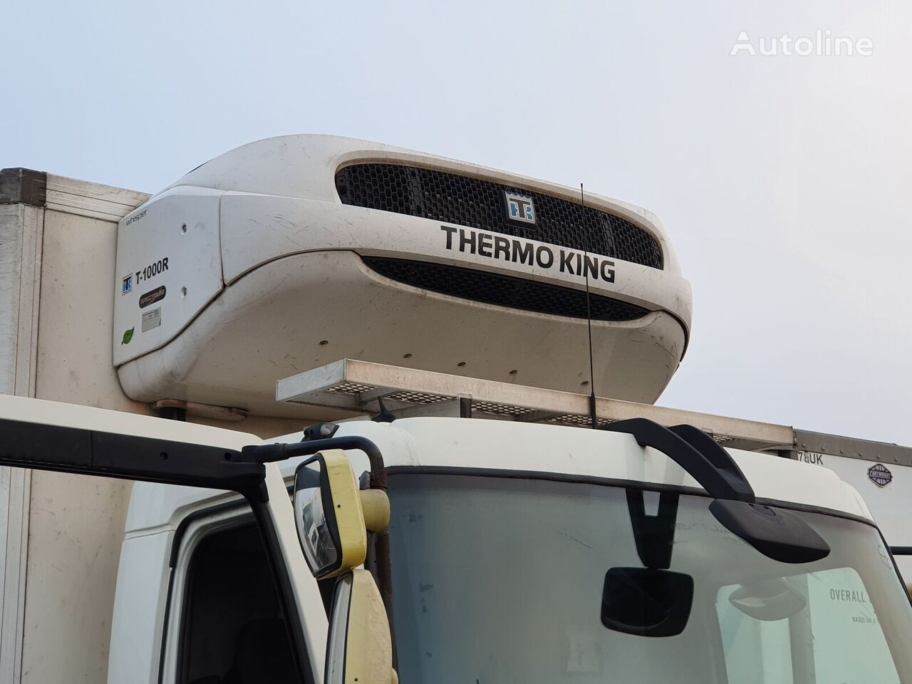 THERMO KING - T 1000R refrigeration unit