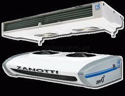 new ZANOTTI refrigeration unit