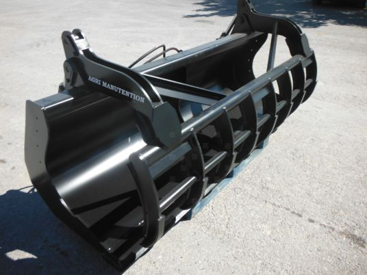 new Agri Manutention GT042400-50 silage bucket