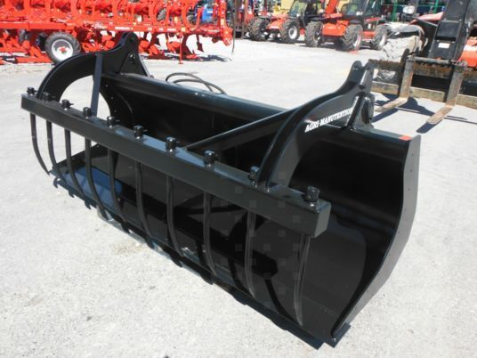 new Agri Manutention GT252400-50 silage bucket