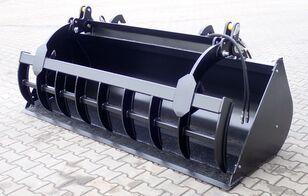 JCB Łyżko krokodyl 520 530-70 531 526 541 ( manitou merlo claas ) silage bucket