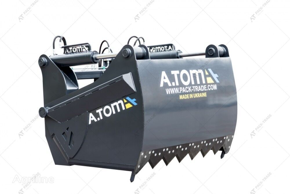 A.TOM 2 m³ (nizh/zahvat) silage bucket