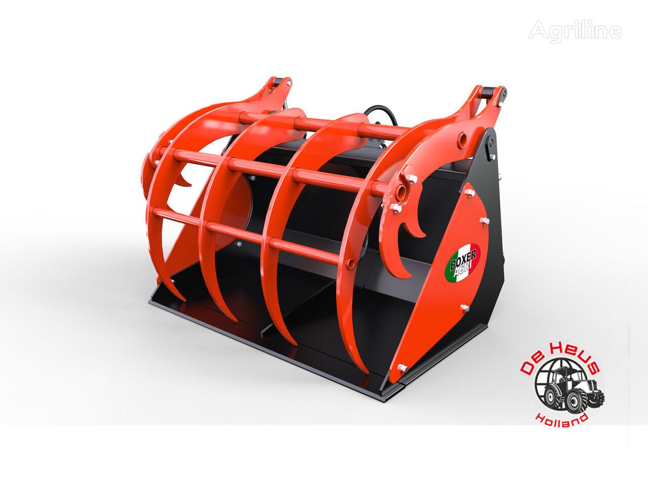 new Boxer PB 120W silage bucket