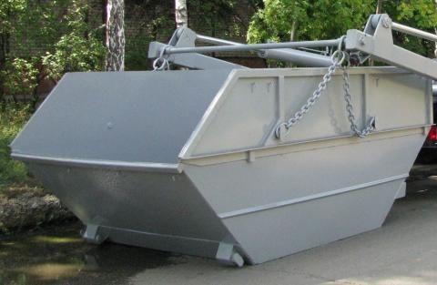 new KO-450.08.00.000 skip bin