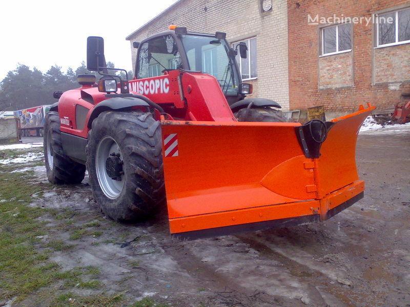 new snow plough