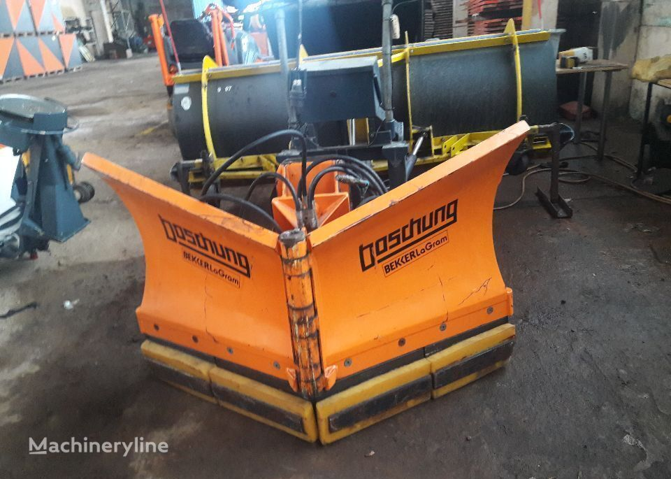 BASCHUNG snow plough