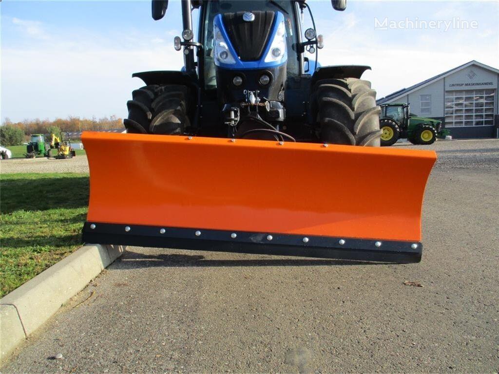 Limas 180 MiniSHL hyd. med klapskær snow plough