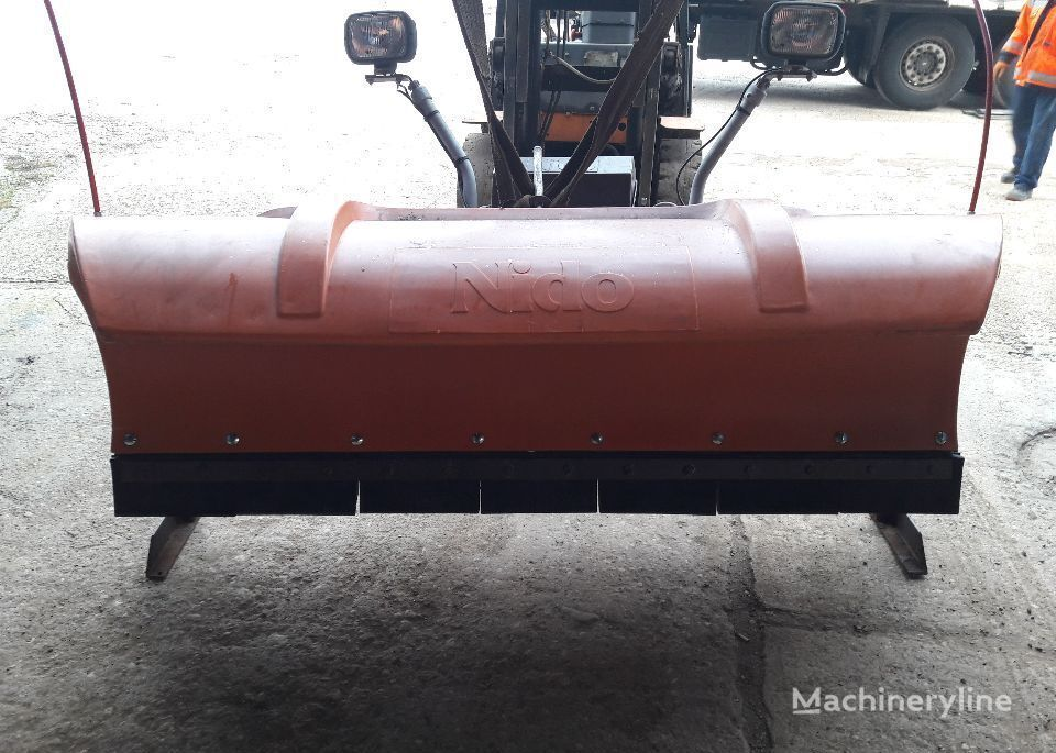 NIDO SNK180 snow plough