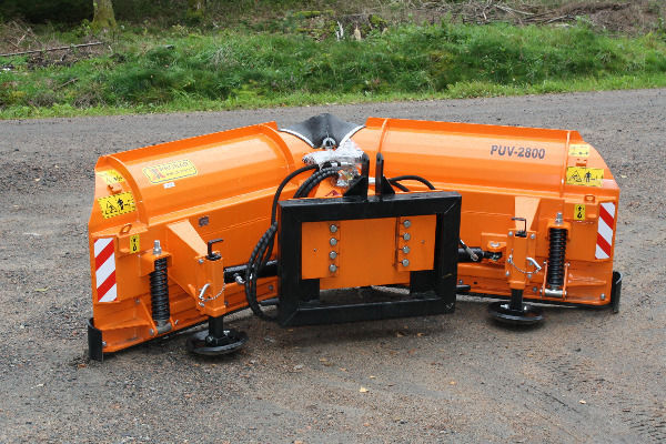 PRONAR  PUV-3300, 3000 snow plough