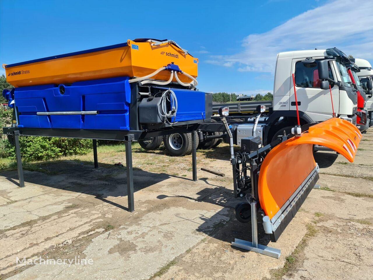 new SCHMIDT SNK 30.02 snow plough