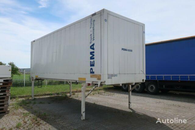KRONE Stahl Wechselaufbau 7,3m / 2,47 m, 634244/66500 swap body - box