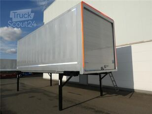 KRONE Wechselkoffer Alu. Rolltor swap body - box