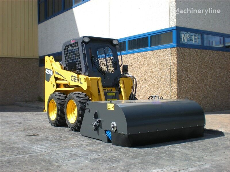 new BOBCAT SWEEPER ATTACHMENTS - NUR GROUP sweeper brush